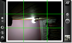 Camera Zoom FX With Frame