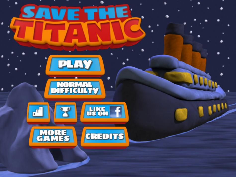 Save the titanic