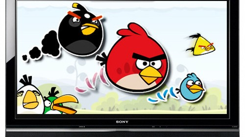 Angry Birds coming to PS3, XBOX 360 & 3DS