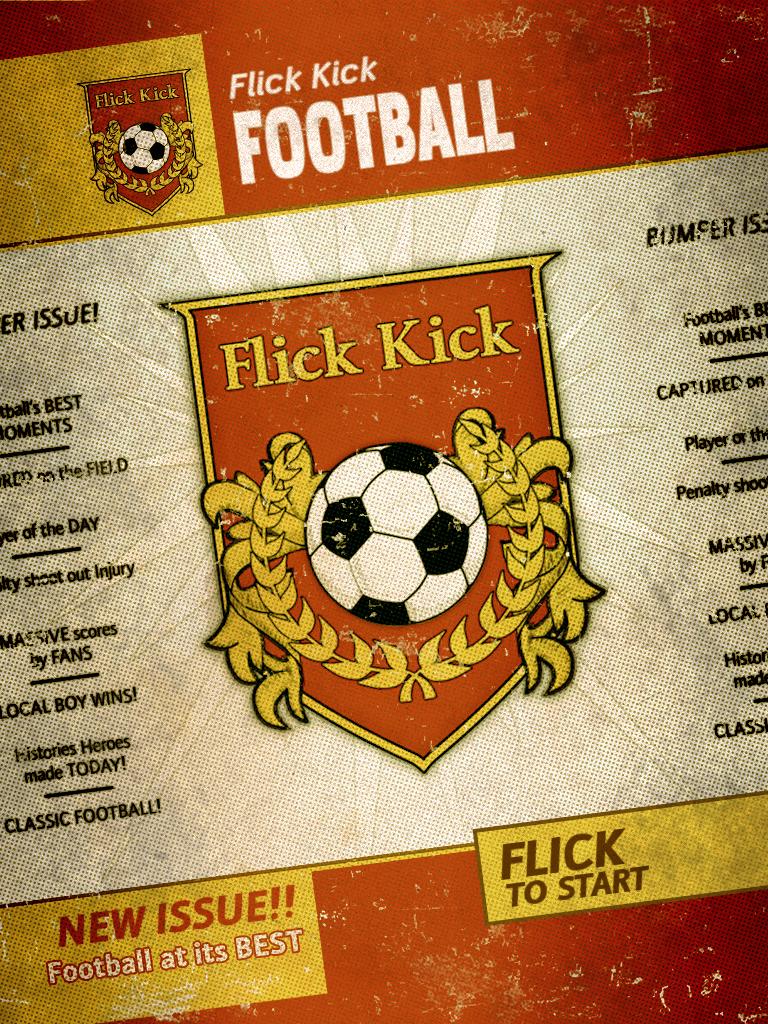Flick Kick Football - Featured