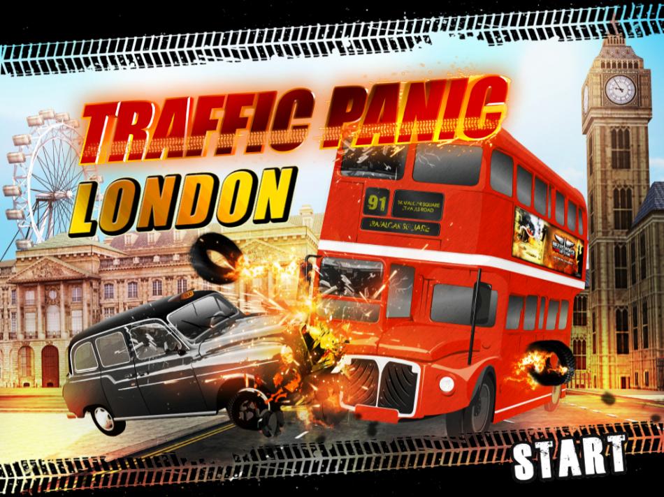 Traffic Panic London featured