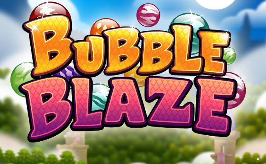 bubble blase
