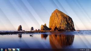minimize to desktop