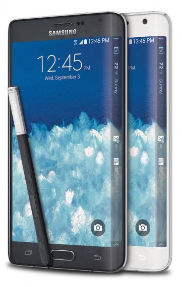 Generic Galaxy Note Edge - Black